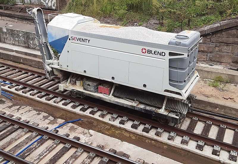 Blend Railworks